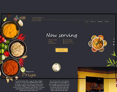 Priya Indian Cuisine