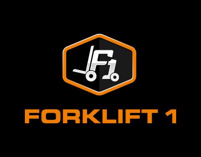 Forklift 1 Brand Identity
