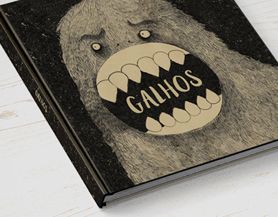 Galhos - Picture Book