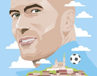Illustrations for Soccer Illustrated
