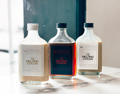 The Melting Cocoa | Brand Identity
