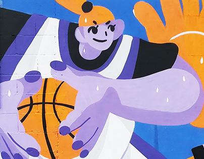 """Basketball """"Match"""""""