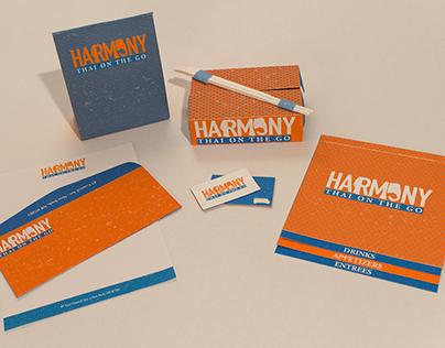 Brand Identity: Harmony Thai Food Truck