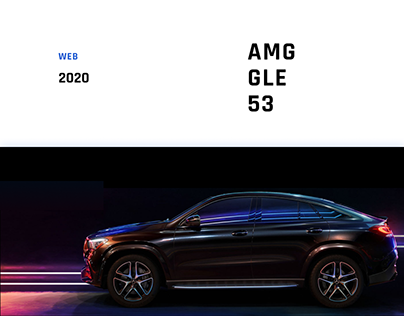redesign for GLE AMG 53 2021