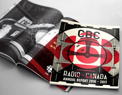 CBC Annual Report Redesign