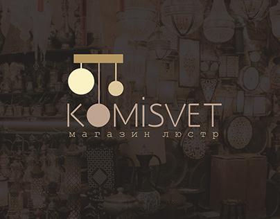 Komisvet Shop | logo