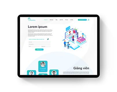 UREKA ACADEMY   WEBSITE DESIGN