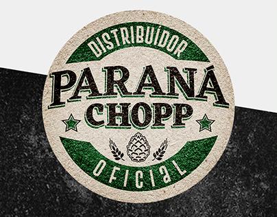 Paraná Chopp - Logo Redesign