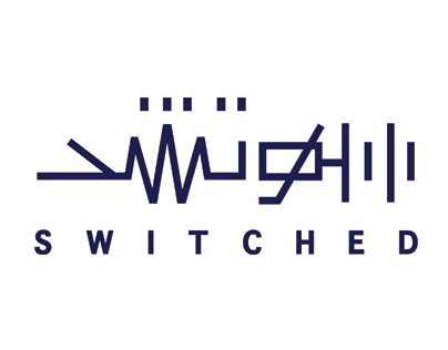 Switched | Electrical industry corporate identity