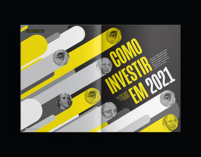 How to invest in 2021 - Editorial Design