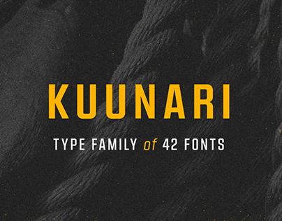 Kuunari Type Family