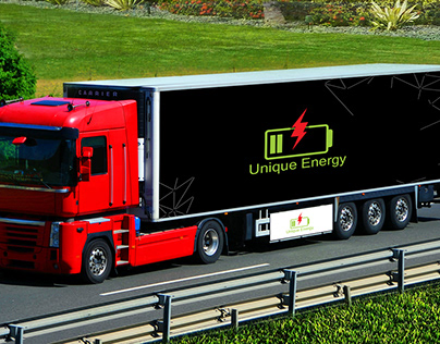 Unique energy Logo