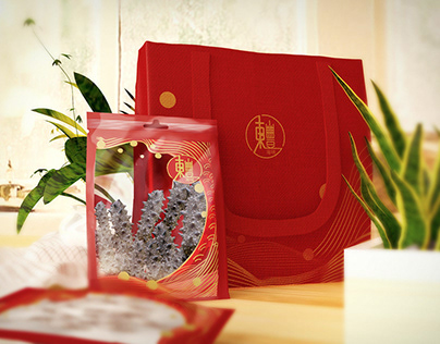 Dried Seafood Package Design