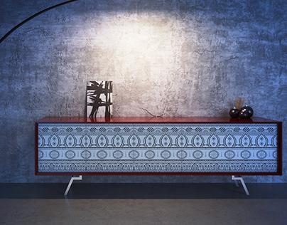 ''Asa'' Sideboard