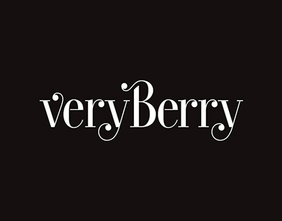 VeryBerry - Logo animation