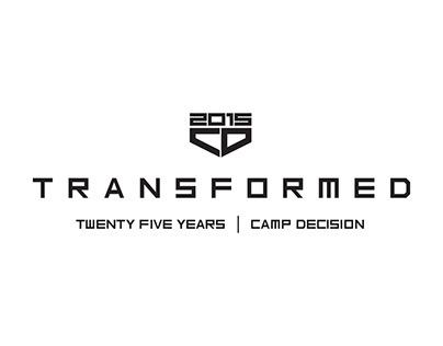 Camp Decision 2015 | Branding