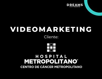 VideoMarketing Centro de Cáncer Metropolitano