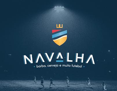 Barbearia Navalha - Branding and Packaging