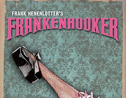 Frankenhooker Book Design