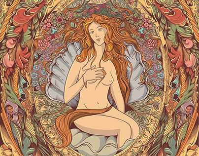 The Venus - Artwork