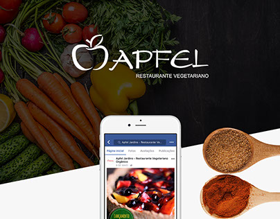 Apfel Jardins - Rede Social