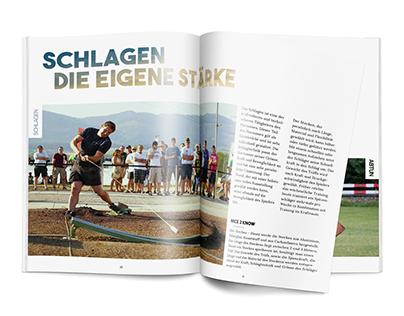 Hornusser Magazine