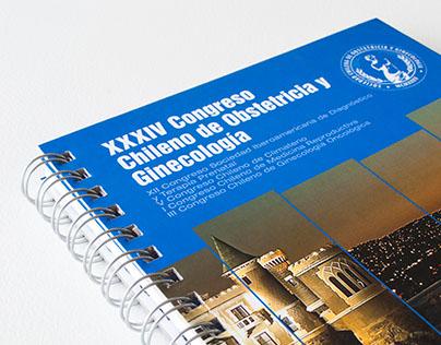 Cuaderno Sociedad Chilena de Obstetricia y Ginecología