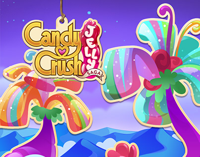 Candy Crush Jelly Saga | Episode 53