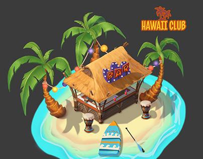 Hawaii Club