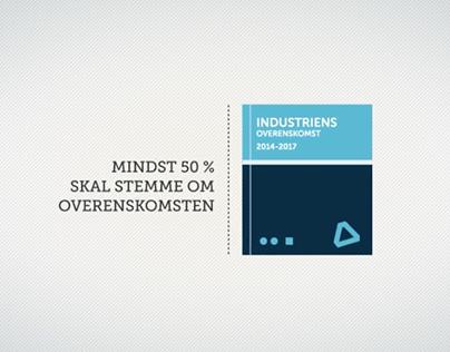 Dansk Metal (Stem nu) - Animated film