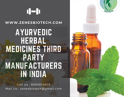 Ayurvedic Herbal Medicines 3rd Party Manufacturer-zenes