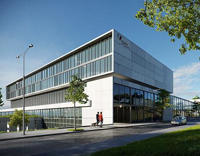 Multydisciplinary Hospital | Vitaller Arquitectura