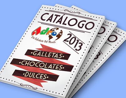 Catalogo Adro (2013)