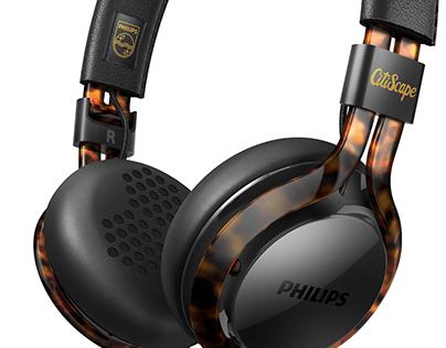 Citiscape Frames Headphones