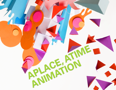 Animation Iadt | Poster and Brochure Design