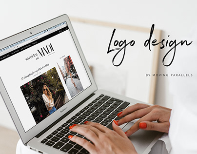 Logo Design for Beauty Blogger