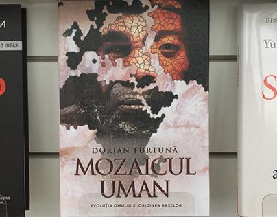 """Ilustrații carte - """"Mozaicul Uman"""" de Dorian Furtună"""