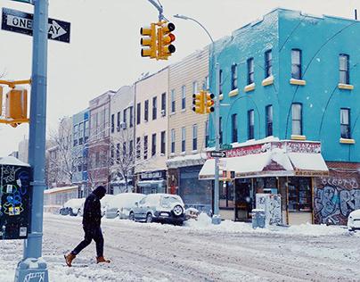 Observations - Bushwick, Brooklyn