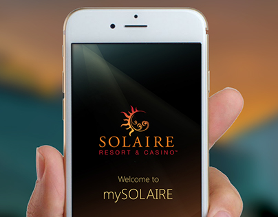 iOS Application for Solaire Resort & Casino