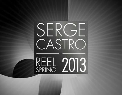 Serge Castro 2013 Reel