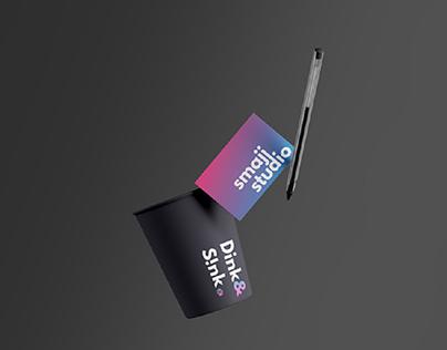 smaji studio - Brand Identity