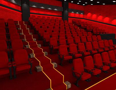 3D Cinema Construction