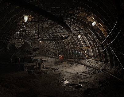Coal Mine - Training Ground