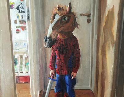 Spider-Horse| Cavalo-Aranha