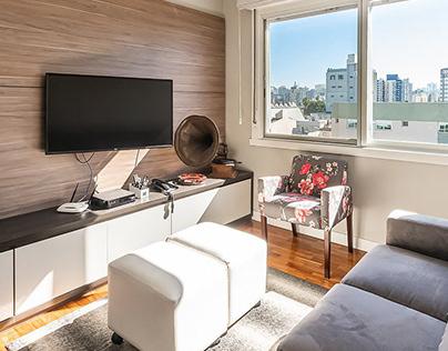 Arquitetura - Interiores Apartamento