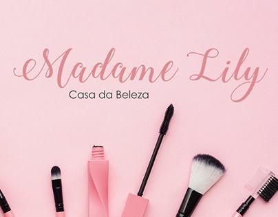 Identidade Visual Madame Lily