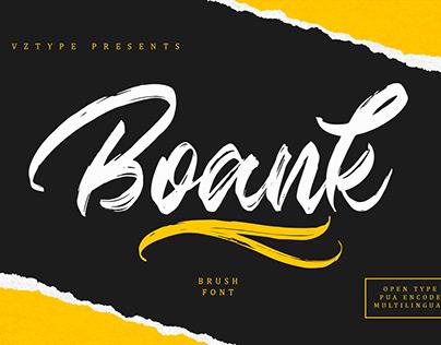 Boank