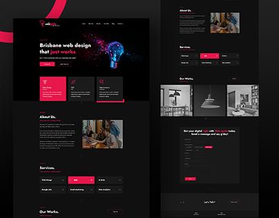 Web Ignite Home Page