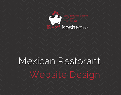 Mexikosher Website Design & Development