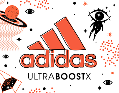 ADIDAS - ULTRABOOSTX MAPA GT